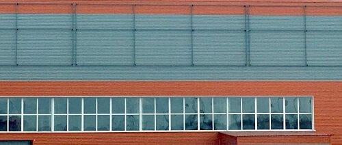 Профнастил С-21 зашивка фасада